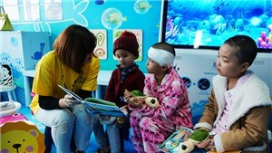 'A NEW Merlin's Magic Spaces project has launched in Asia, at the Children's Hospital of Shanghai! ' accompanying image 1